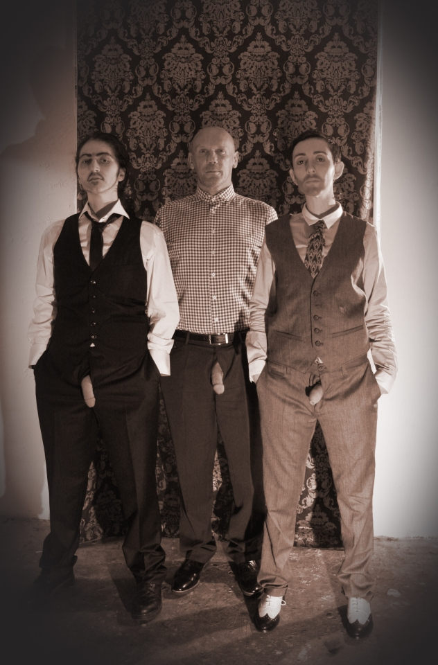 Father and Sons I